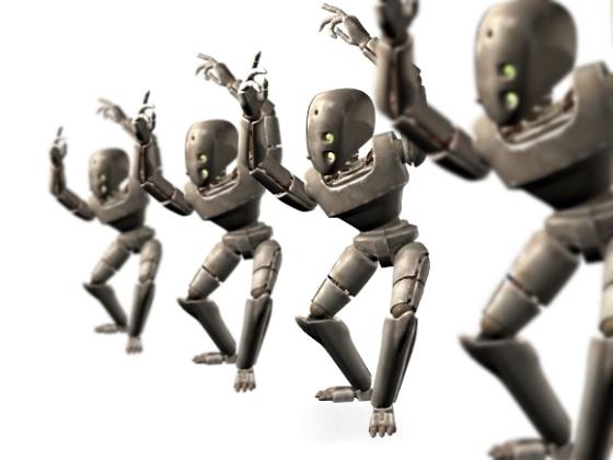 Humanoid Dancing