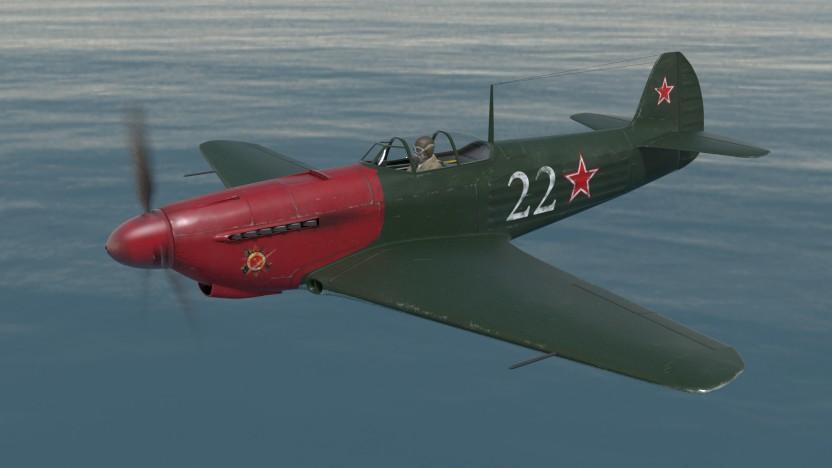 Yak-9テクスチャ制作