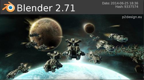 Blender 2.71