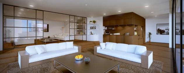 作品 Living Room