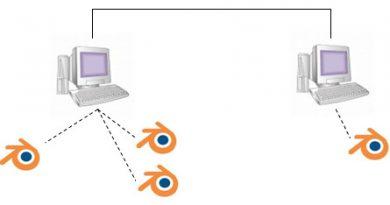 簡単な自前ネットワークレンダリング