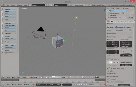 Softimage Theme
