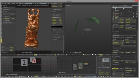 Blender Light Studio