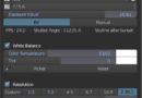 Blender Addon Review: カメラごとに解像度やレンズの設定が保存できる(Photographer)