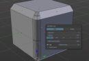 Blender Addon Review: Bevel(モディファイアではない)の編集修正アドオン MESHmachine