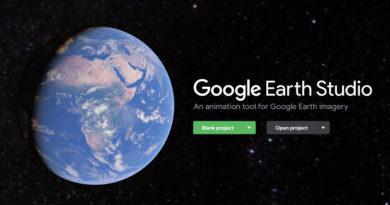 Google Earth Studioを使ってみた
