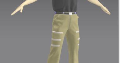 ISS宇宙飛行士の衣装