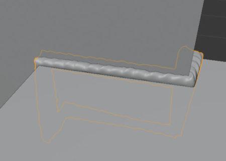 welder width