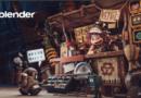 Blender 2.81aがリリース!